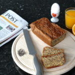 Low Carb Brot mit Chiasamen
