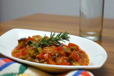 Ratatouille Low Carb