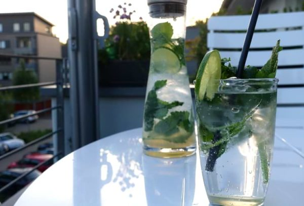 Low Carb Sommerdrink
