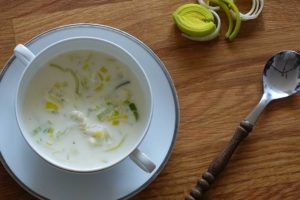 Leckere Low Carb Luach Suppe